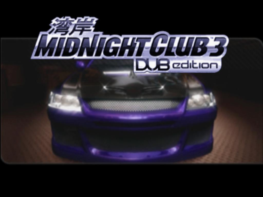 Midnight club 3 dub edition