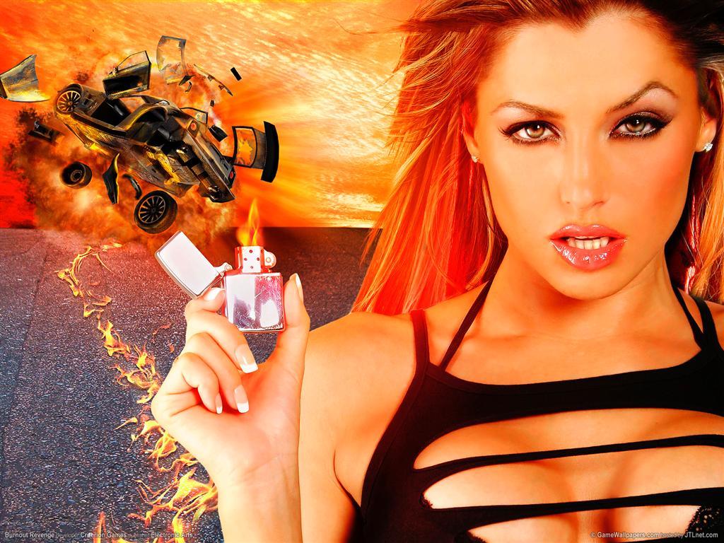 девушки секси зажигалки фото