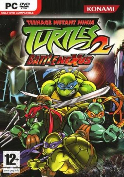 Teenage Mutant Ninja Turtles: Battle Nexus