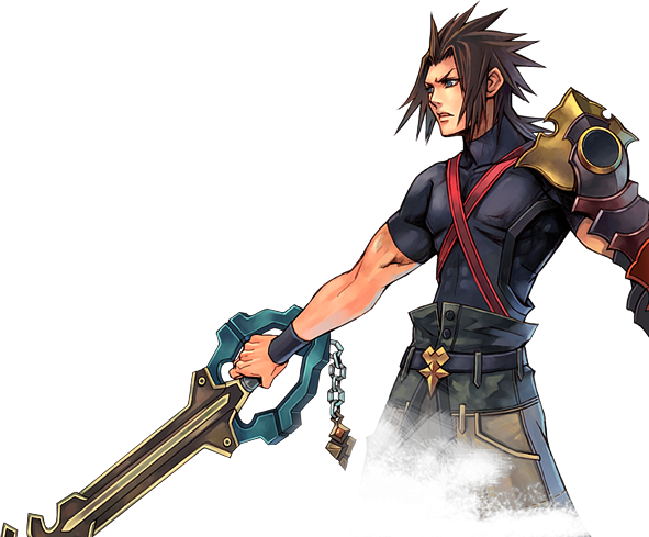 Terra kingdom hearts darkness