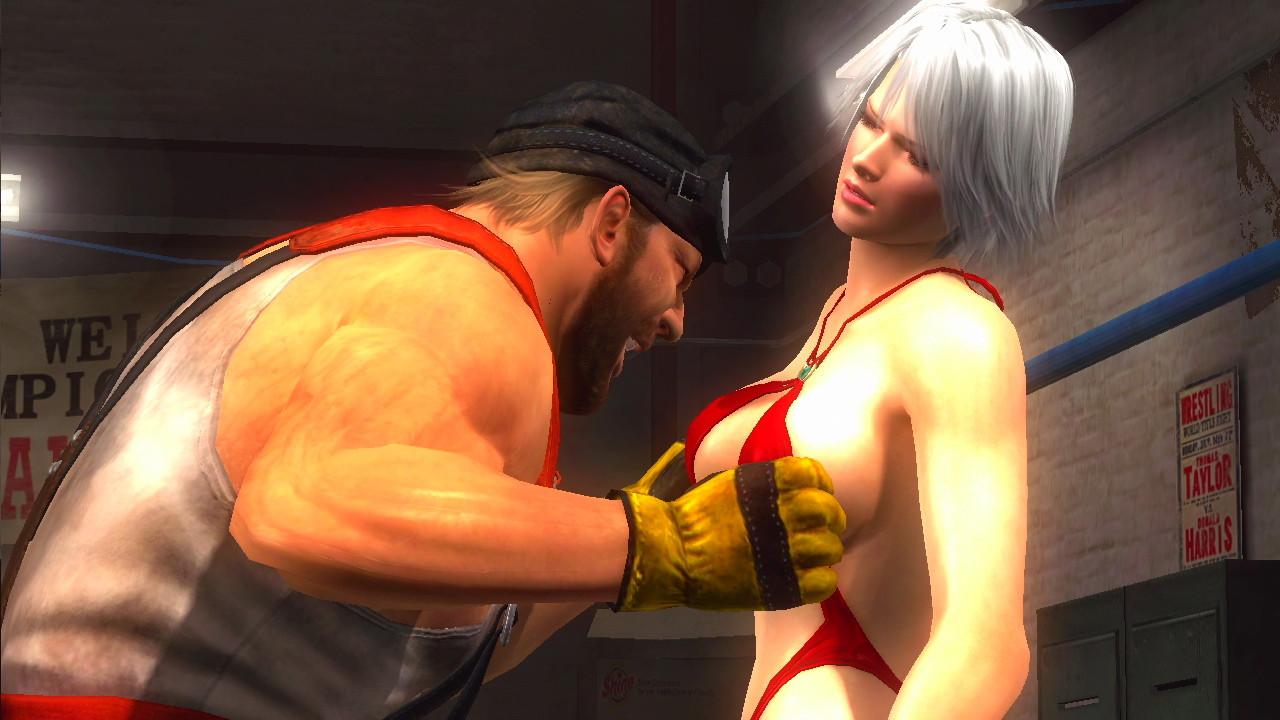Голые и сексуальные персонажи компьютерных игр