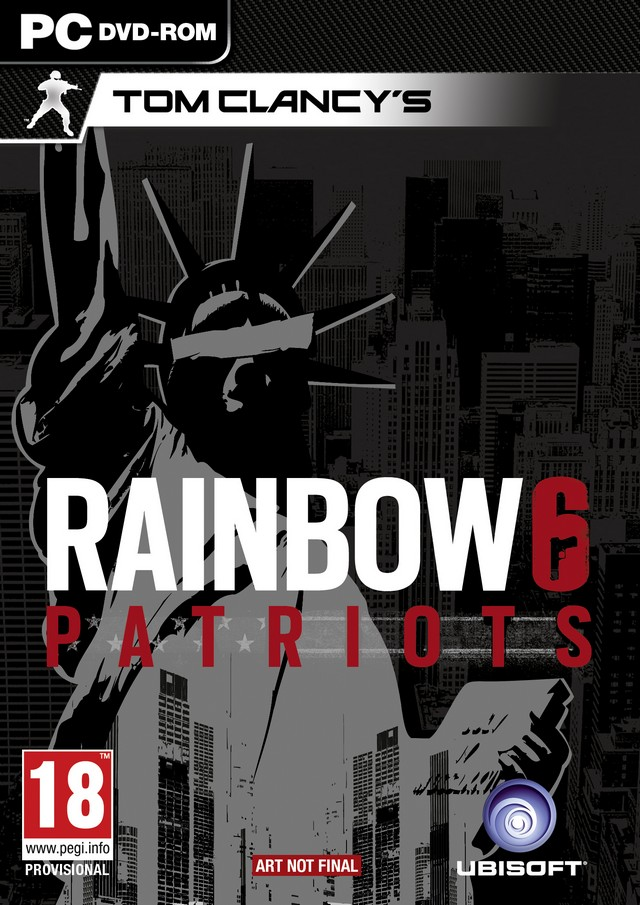 Tom Clancy's Rainbow 6: Patriots (Отменена)