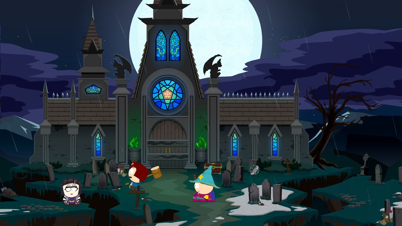 South Park The Stick of Truth on Steam