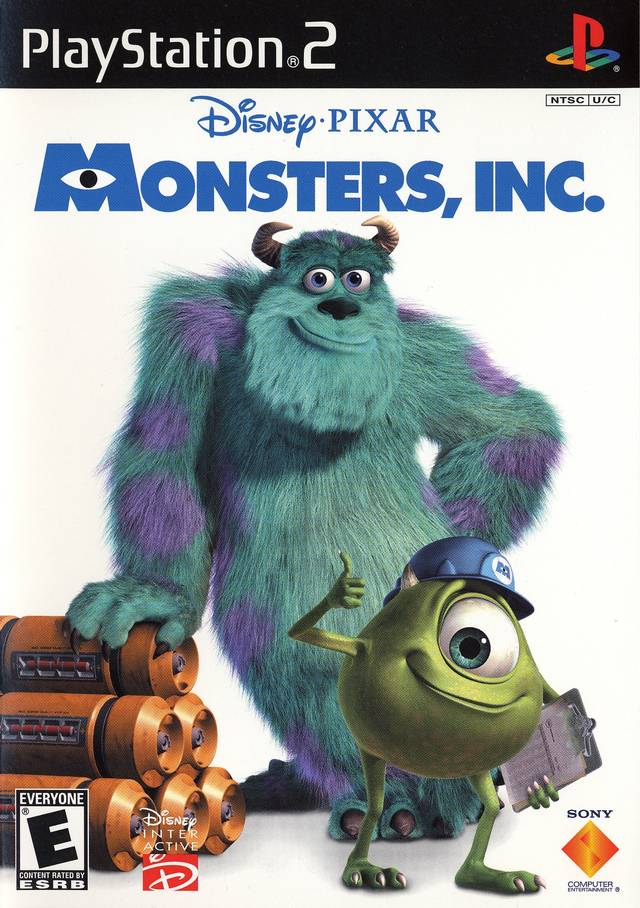 Monsters, Inc.: Scare Island