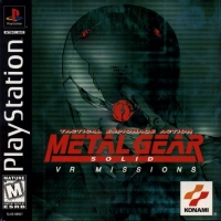 Metal Gear Solid: VR Missions
