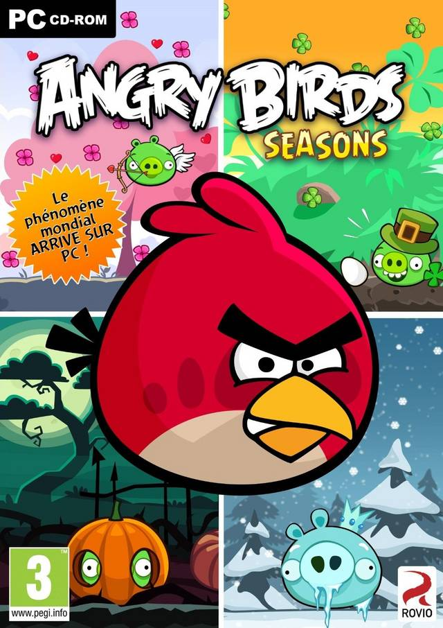 Angry Birds Seasons