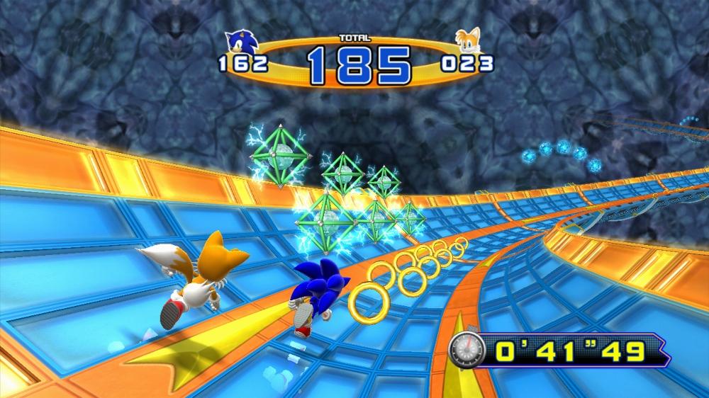 Sonic 4 игра скачать