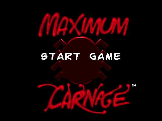 Spider-Man & Venom: Maximum Carnage . Прохождение Spider ... Maximum Carnage Game