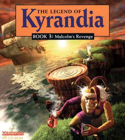 The Legend of Kyrandia: Malcolm's Revenge
