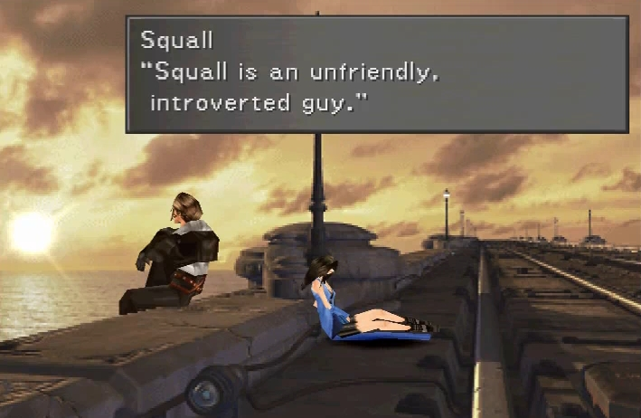 Final Fantasy VIII . Прохождение Final Fantasy VIII ...  Final Fantasy V...