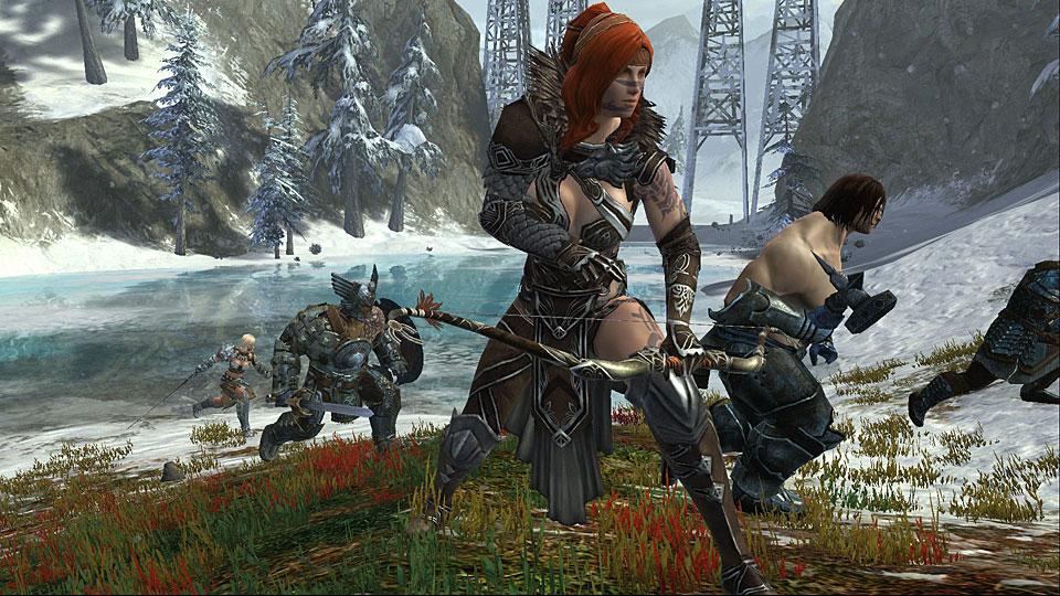 Галерея - Guild Wars 2 - Square Faction