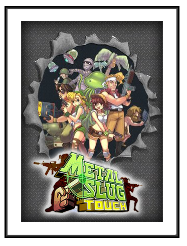 Metal Slug Touch