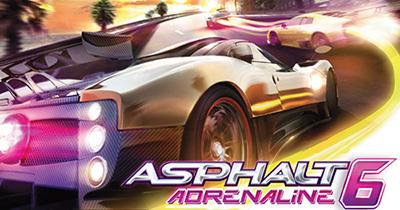 Скачать бесплатно asphalt 6
