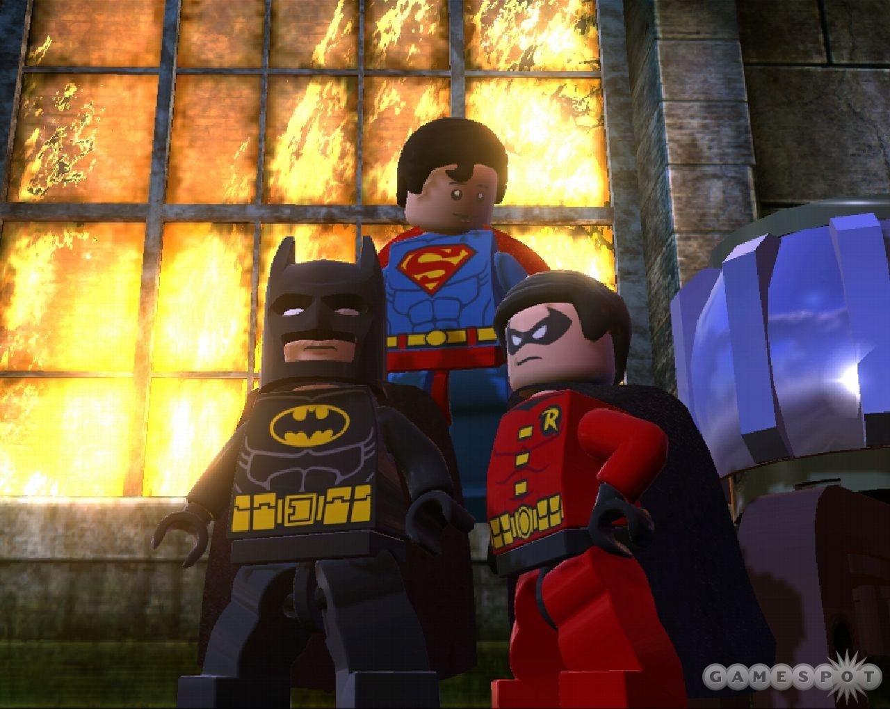 Коды На Игру Lego Batman