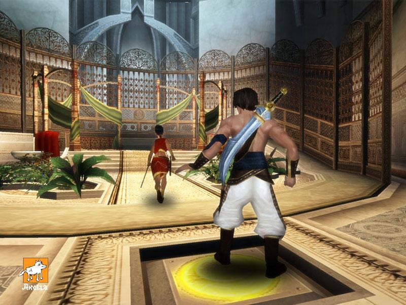 Prince Of Persia Пески Времени Скачать Игру