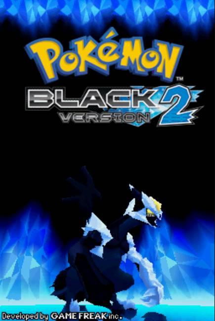 pokemon white how to start a new game