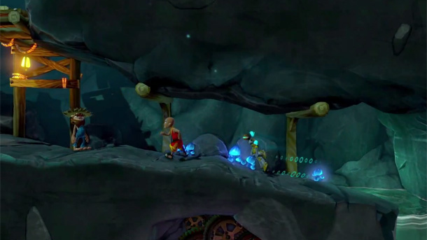 The cave скачать игра