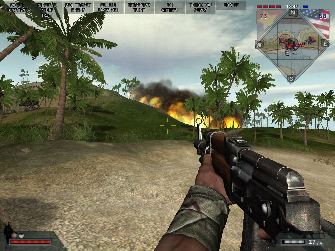 Battlefield как сделать на весь экран 153