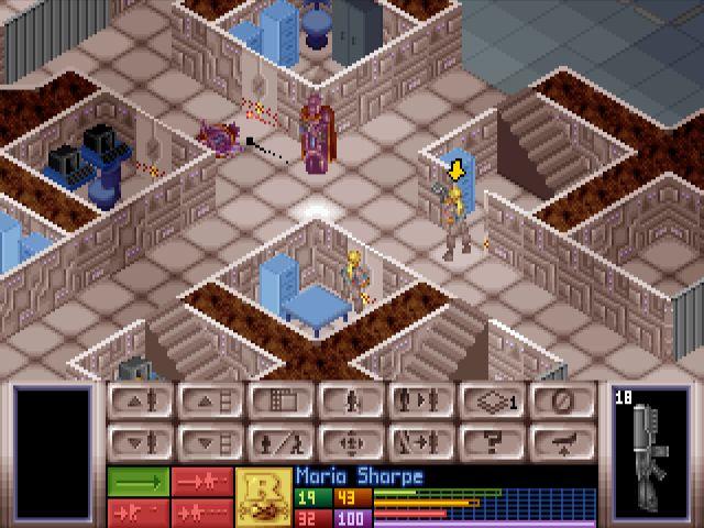 X Com 1 игра скачать торрент - фото 8