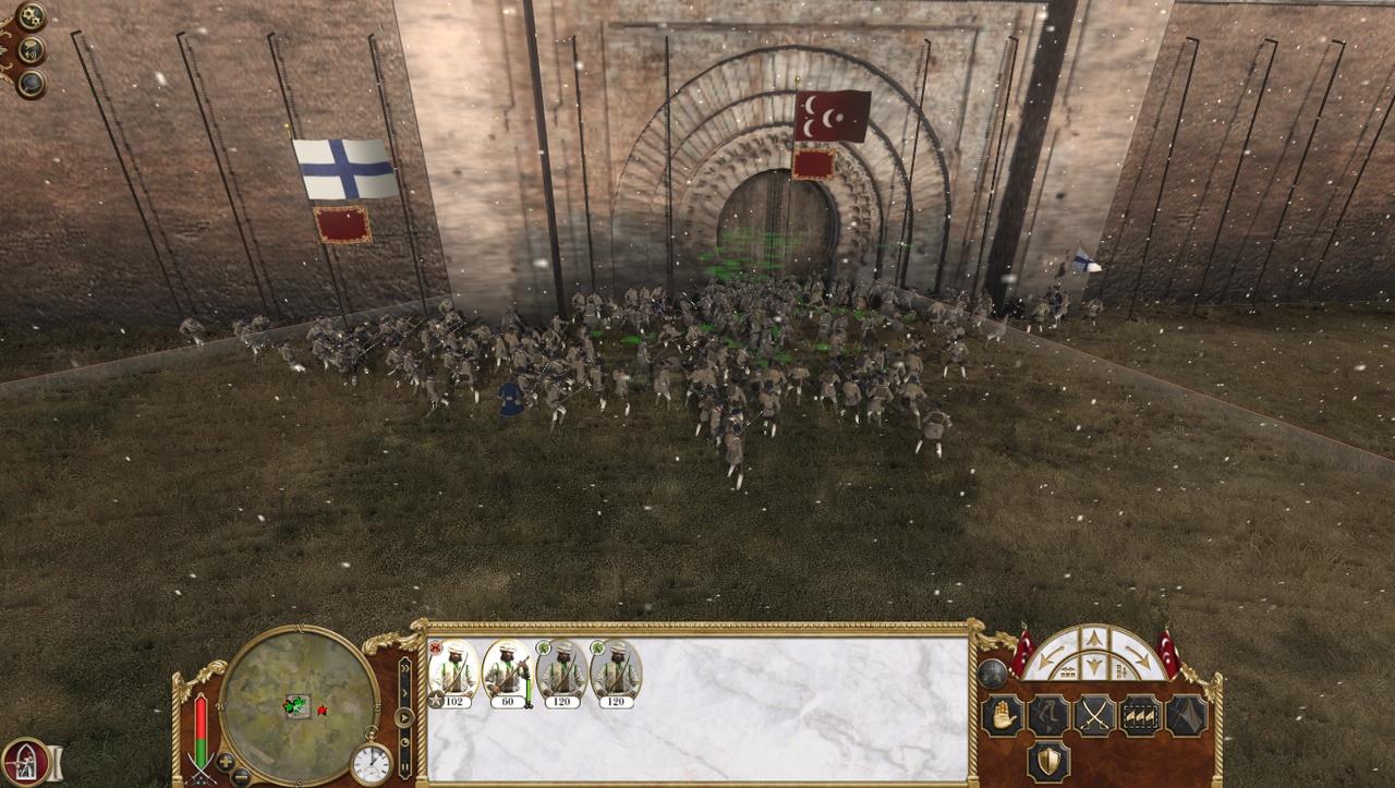 Игра empire total war