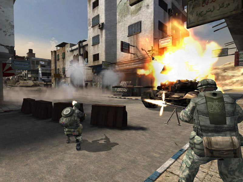 Battlefield 2 Game - Free Download Full Version For PC