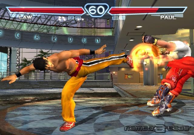 скачать Tekken 4 игру - фото 6