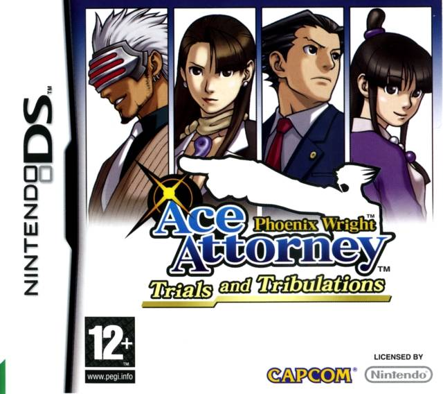 Phoenix Wright: Ace Attorney — Trials and Tribulations