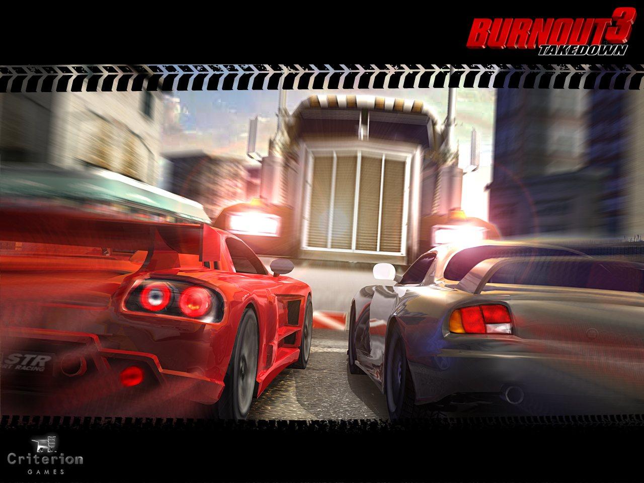 Burnout 3 takedown iso download