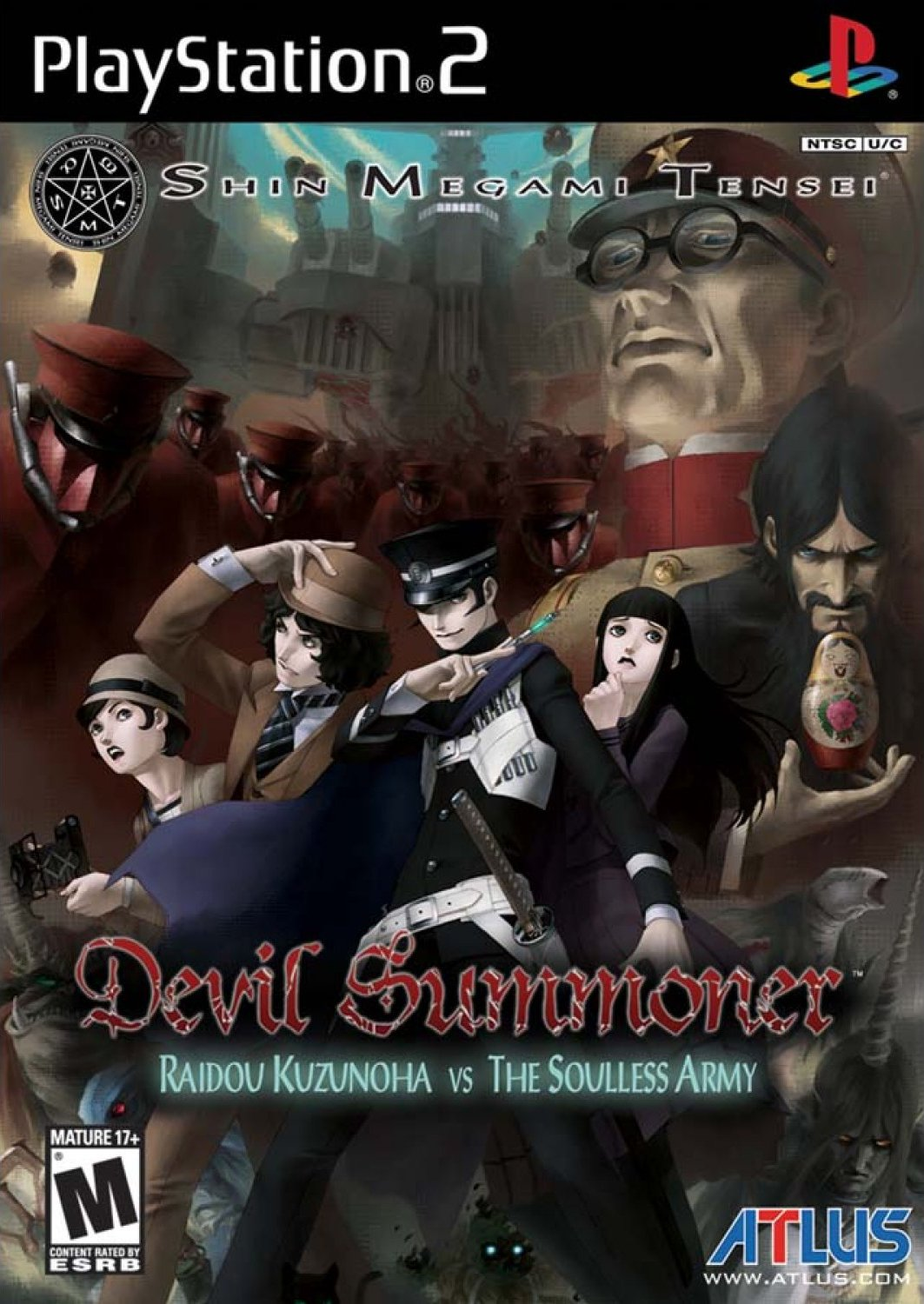 Shin Megami Tensei: Devil Summoner: Raidou Kuzunoha vs. The Soulless Army