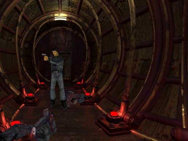 Прохождение Игры Martian Gothic