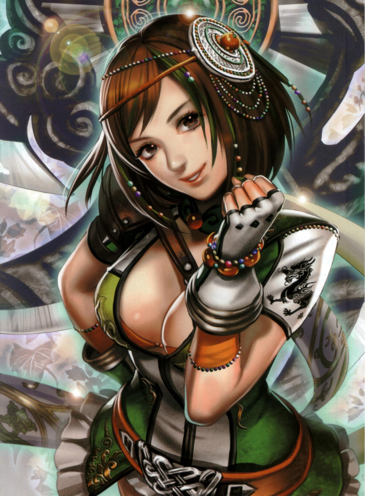 Dynasty warriors hentai doujin nude scene