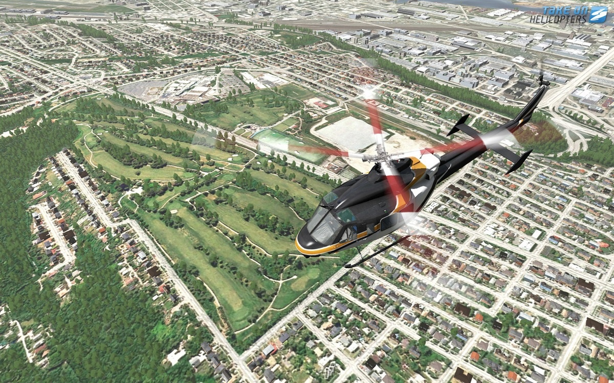 Step into the shoes of a civilian helicopter pilot and master the exhilarating experience of rotor-wing flight