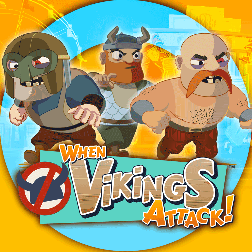 When Vikings Attack!