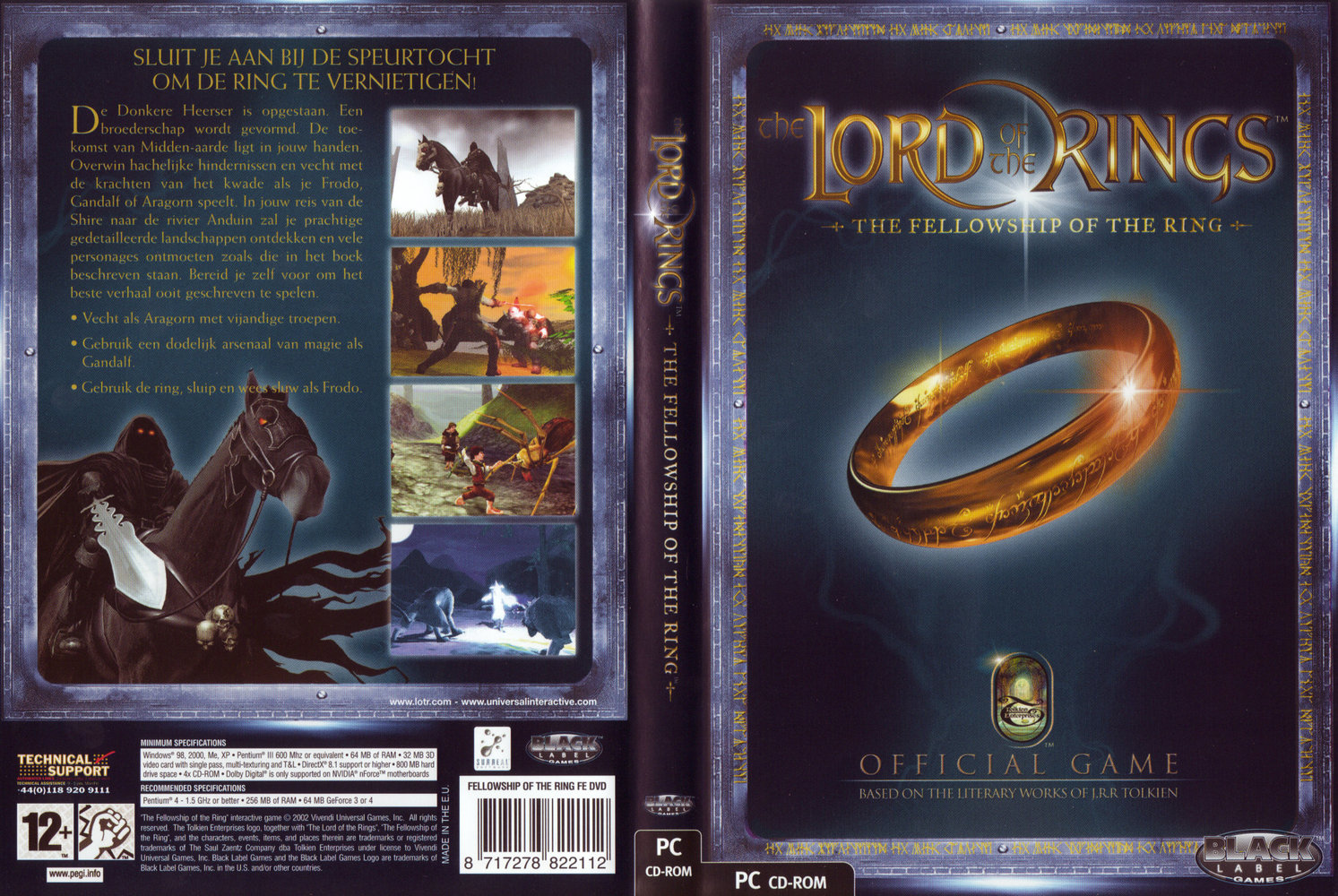 lord of the rings the fellowship of the ring book report The lord of the rings tells of the great quest the picture itself looks better than the actual book the lord of the rings: the fellowship of the ring, the.