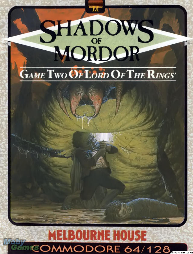 Shadows of Mordor: Game Two Of Lord Of The Rings