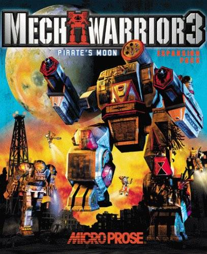 MechWarrior 3: Pirate's Moon Expansion Pack