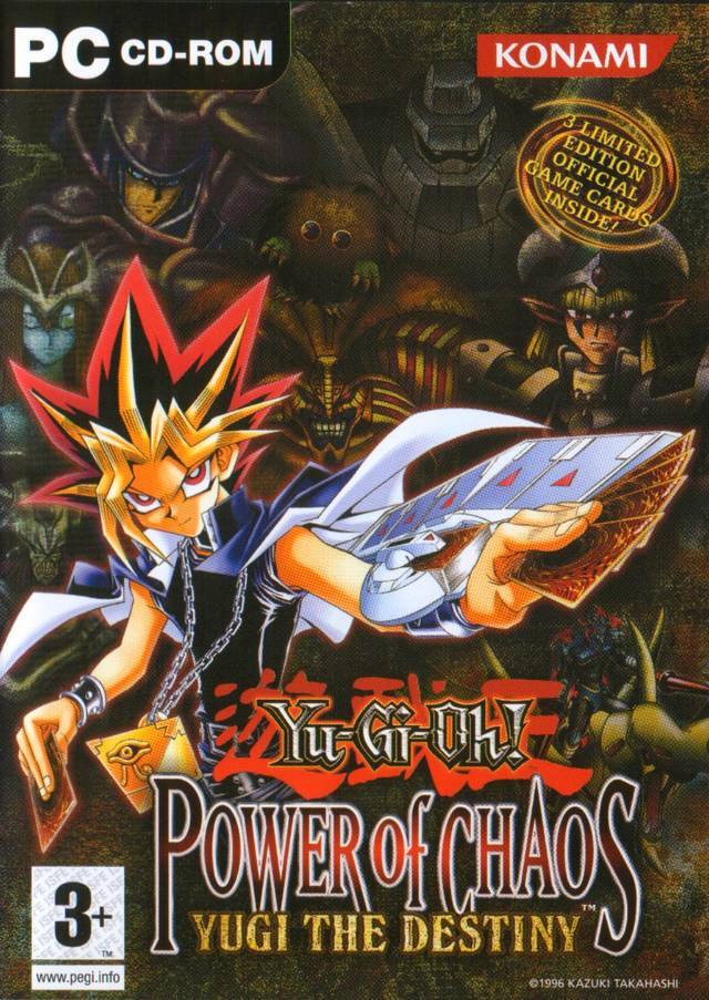 Yu-Gi-Oh! Power of Chaos — Yugi The Destiny
