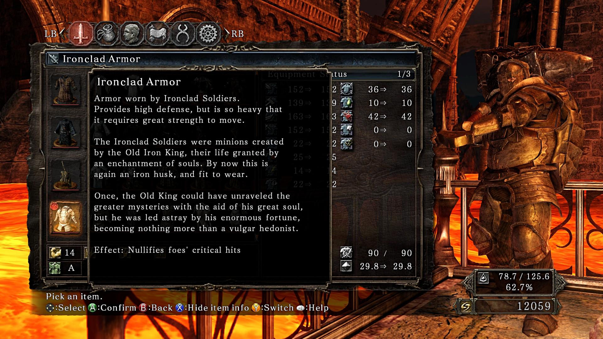 Dark Souls II . Прохождение Dark Souls II. Секреты Dark Souls II. - Square Faction
