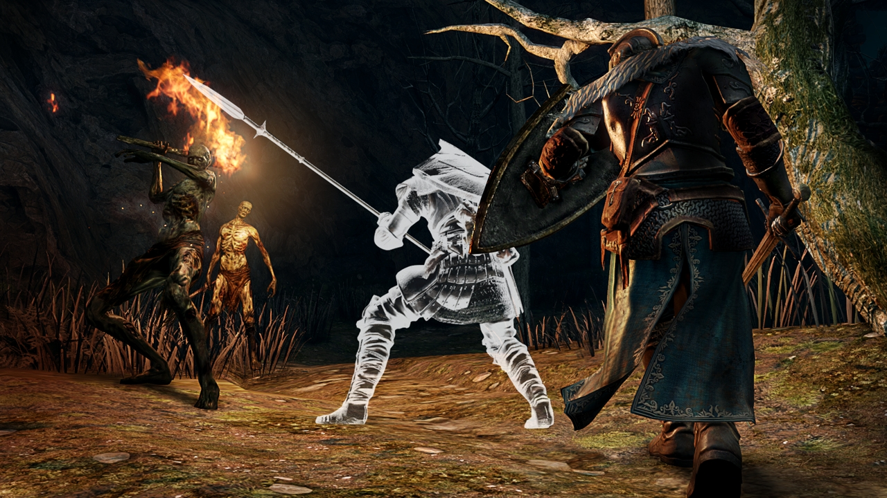 dark souls 2 screen