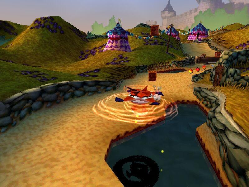 Crash Bandicoot 2 Описание