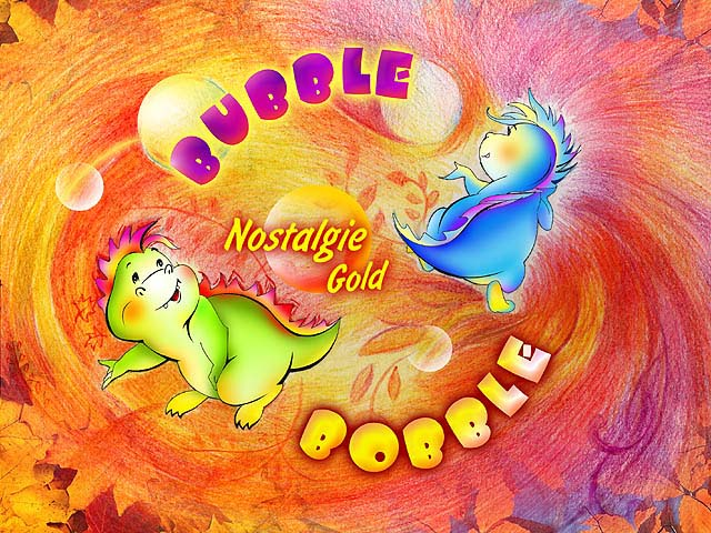 Игру Bubble Bobble