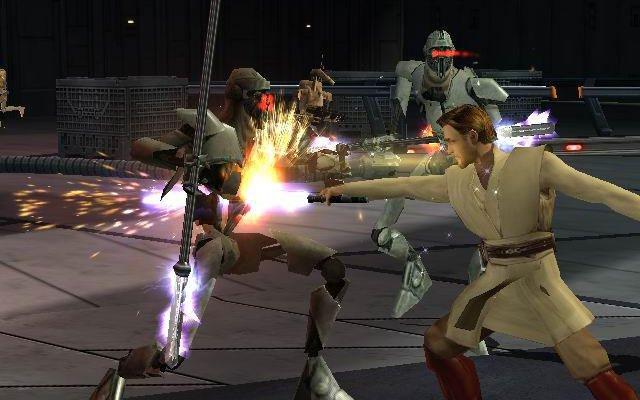 звездные войны 3 игра скачать - фото 9