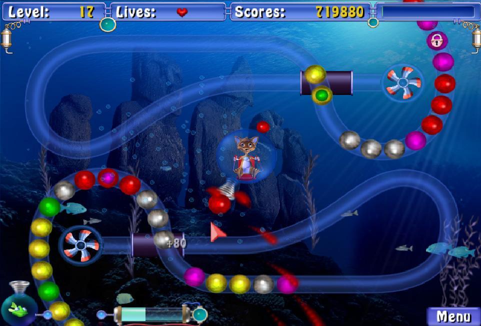 сприлл подводное приключение