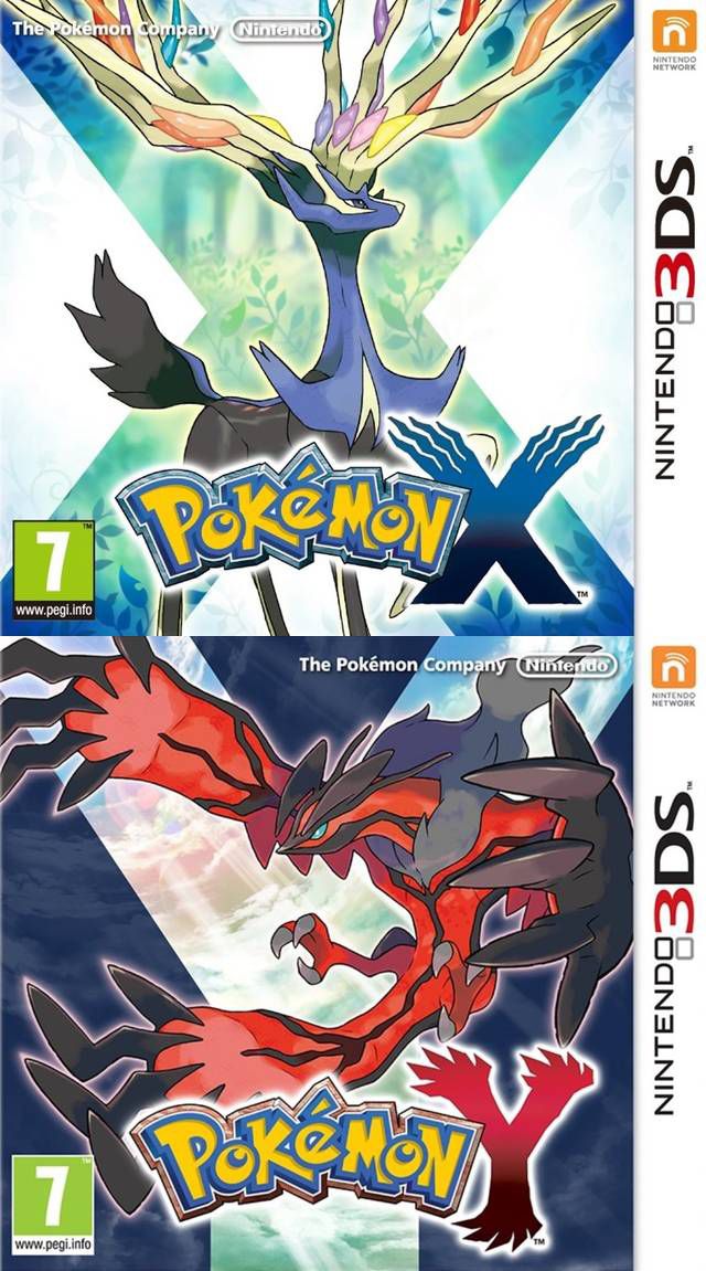 Pokemon X/Pokemon Y