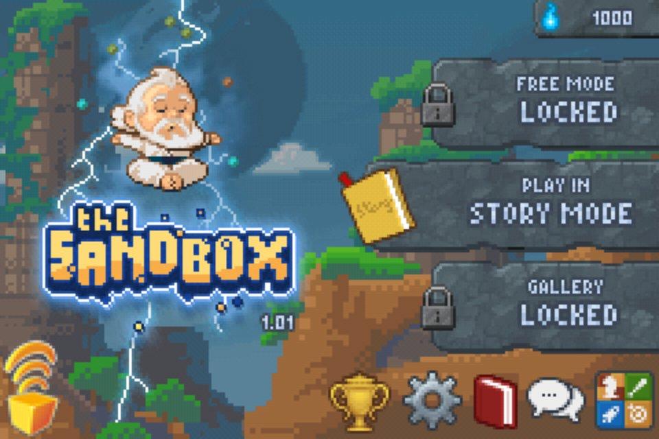 The Sandbox . Прохождение The Sandbox. Секреты The Sandbox ...