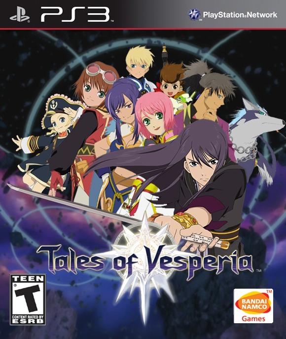 Tales of Vesperia   Прохождение Tales of Vesperia  Секреты Tales of