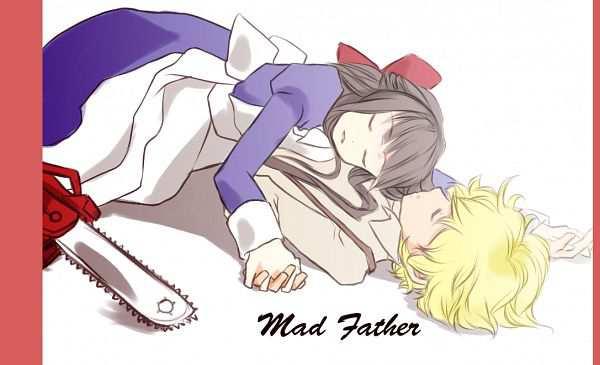 Самые популярные тэги этого изображения включают: anime, game, horror, dio и mad father