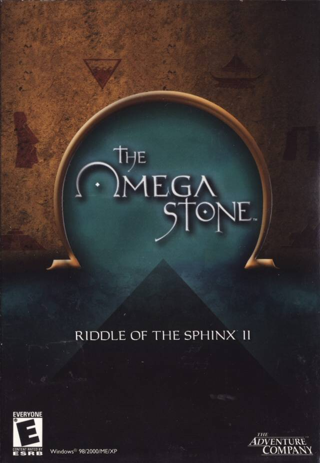 Riddle of the Sphinx 2: The Omega Stone