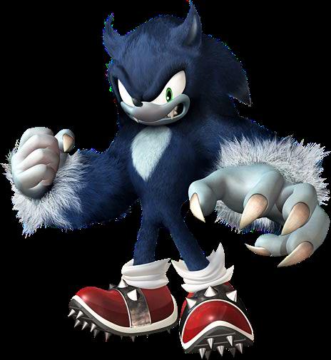 скачать игру Sonic Unleashed - фото 3