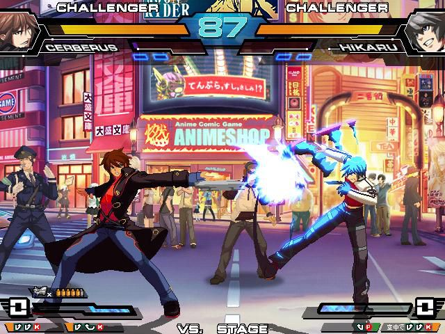 Chaos code square faction